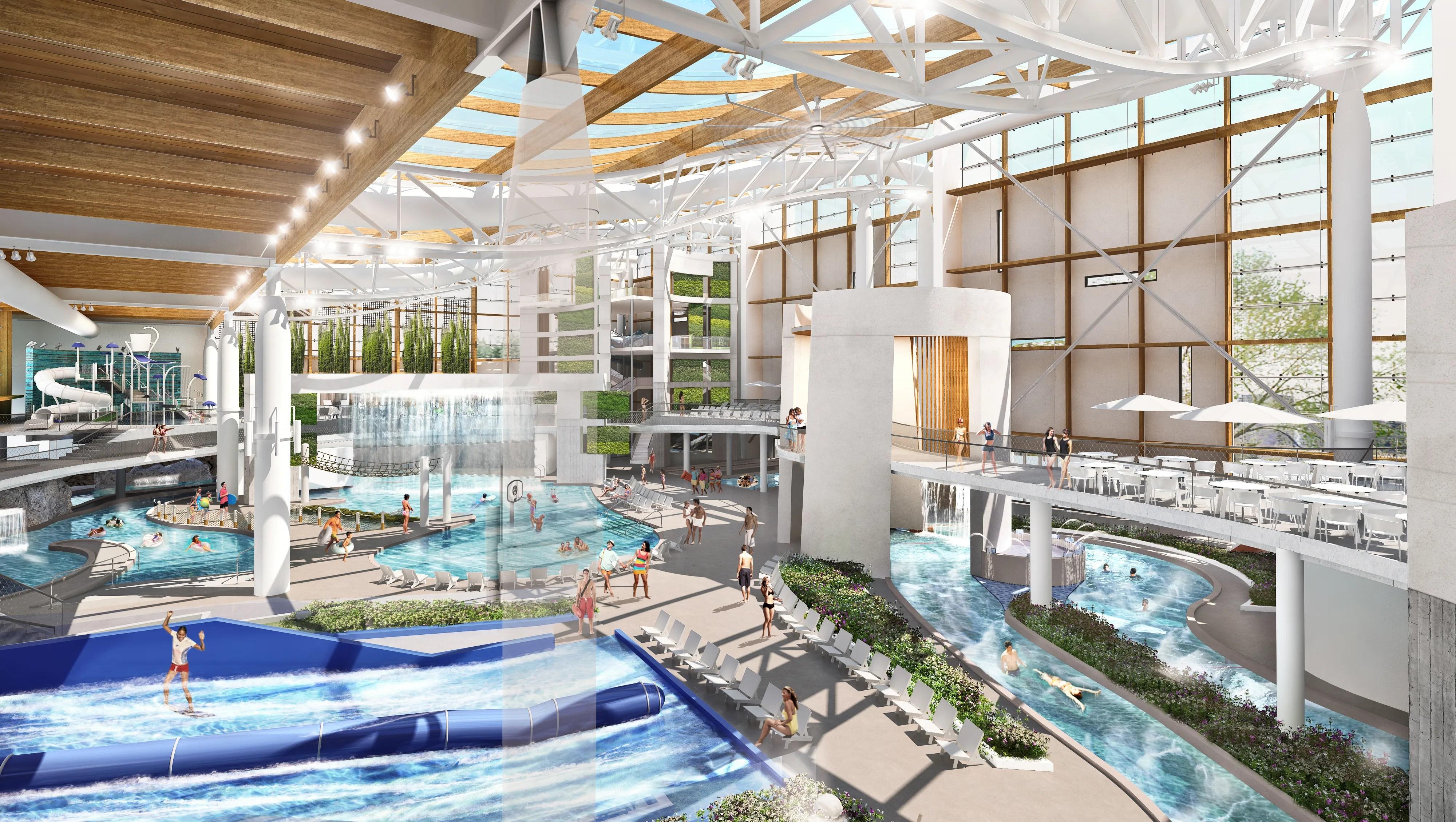 Ryman Pour 90m Opryland Water Park