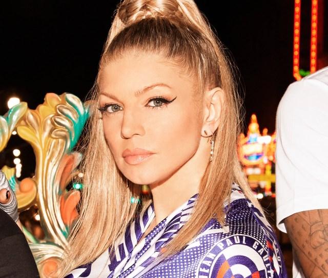 Multi Platinum Grammy Award Winning Recording Artist Fergie Sing