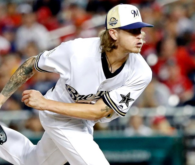 Josh Hader Apologizes For Racist Tweets Claims They Dont Reflect Beliefs