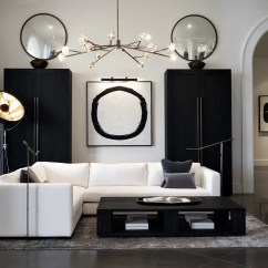 Restoration Hardware Living Room Modern White Rooms Pictures Inspired Interiors Launches Collection The Rh From
