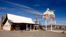 Scenes Of Abandonment Defunct Venues Road Vegas