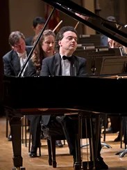 Evgeny Kissin made an overdue debut with the CSO in
