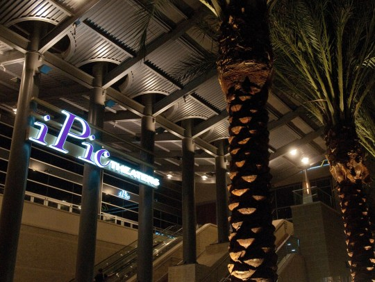Say goodbye to high-end iPic cinema in Scottsdale Quarter.