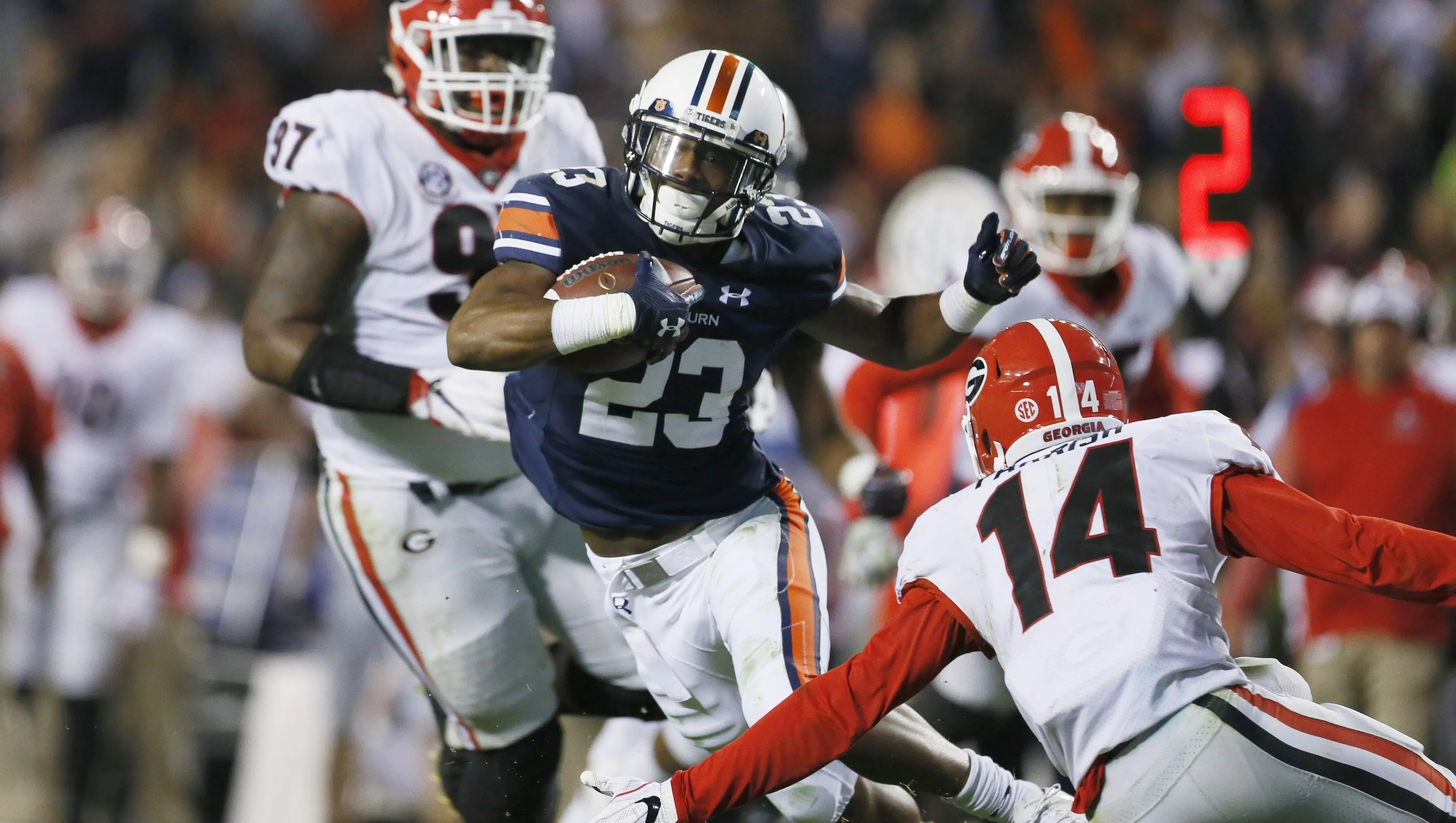Usa Today Sports College Football Staff Picks For Week 14