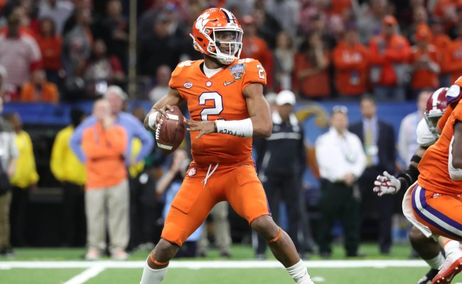College Football Preseason Top 25 For 2018 After Spring