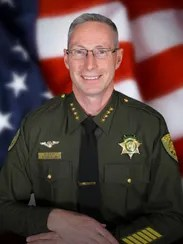 Washoe County Sheriff Chuck Allen