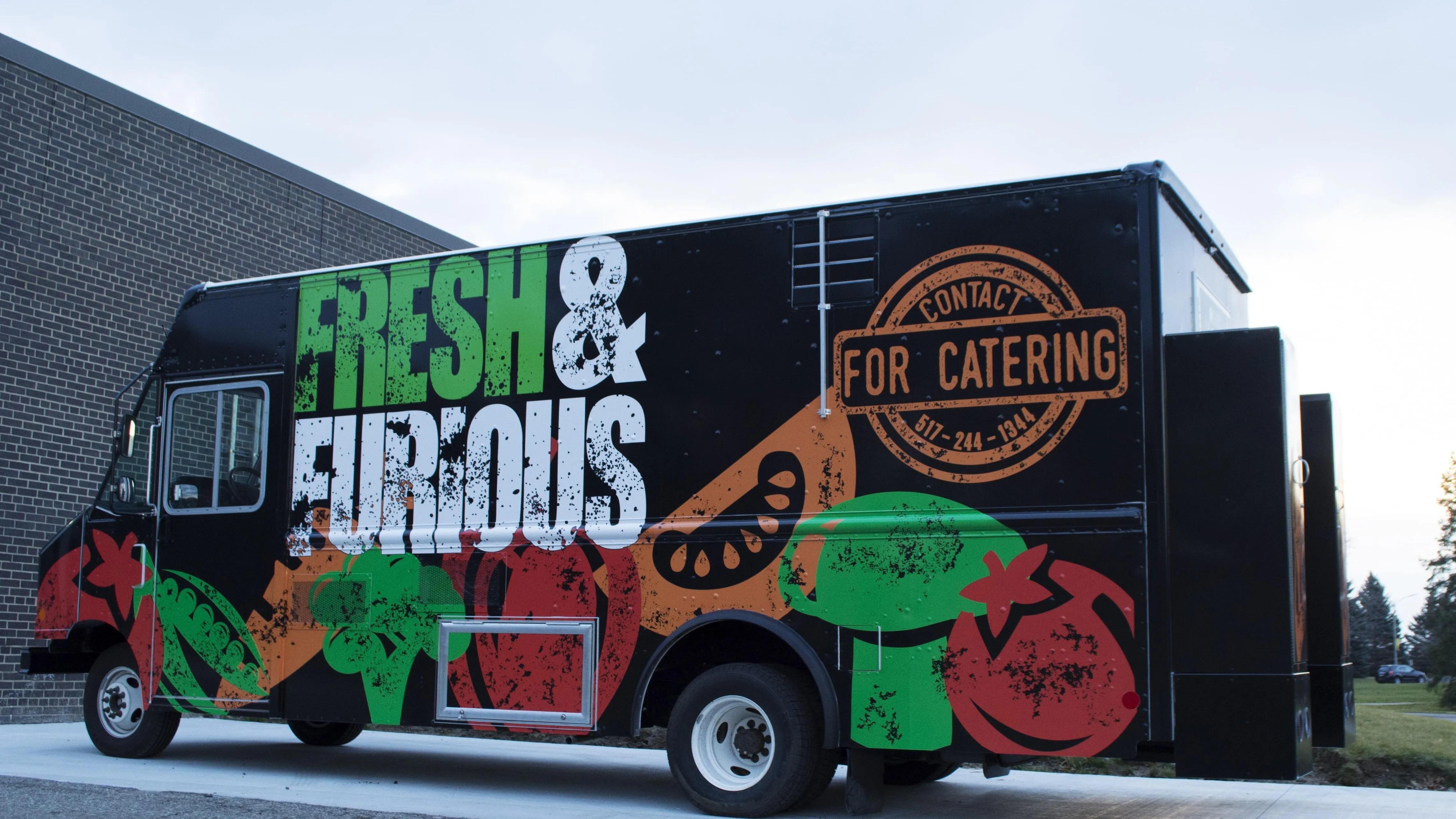 Fresh 22 Food Truck