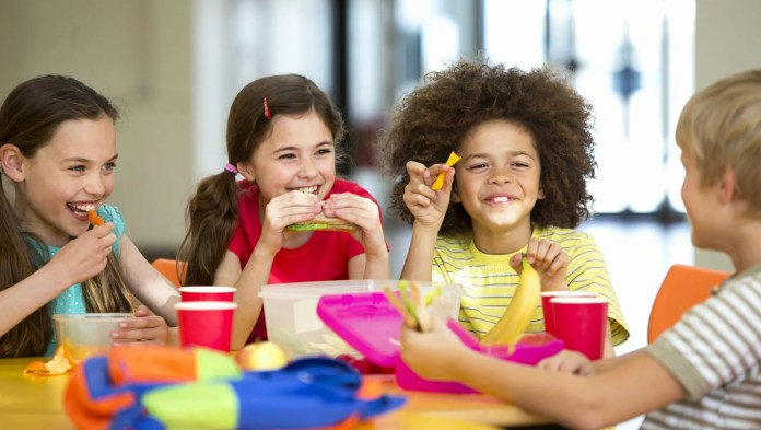 The American Academy of Pediatrics issued a statement saying that a growing body of scientific evidence shows that children are being harmed by chemicals in food.