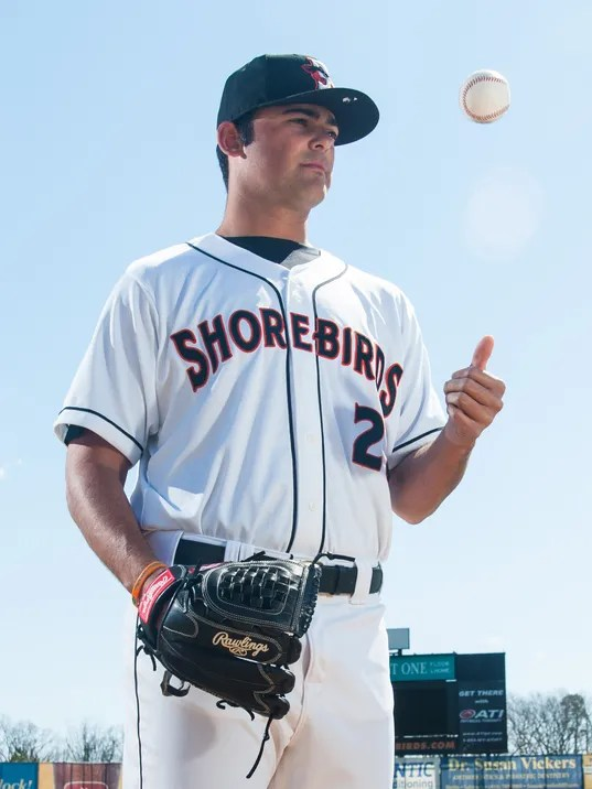 Delmarva Shorebirds reveal 2016 roster