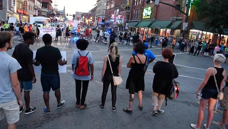 black lives matter demands