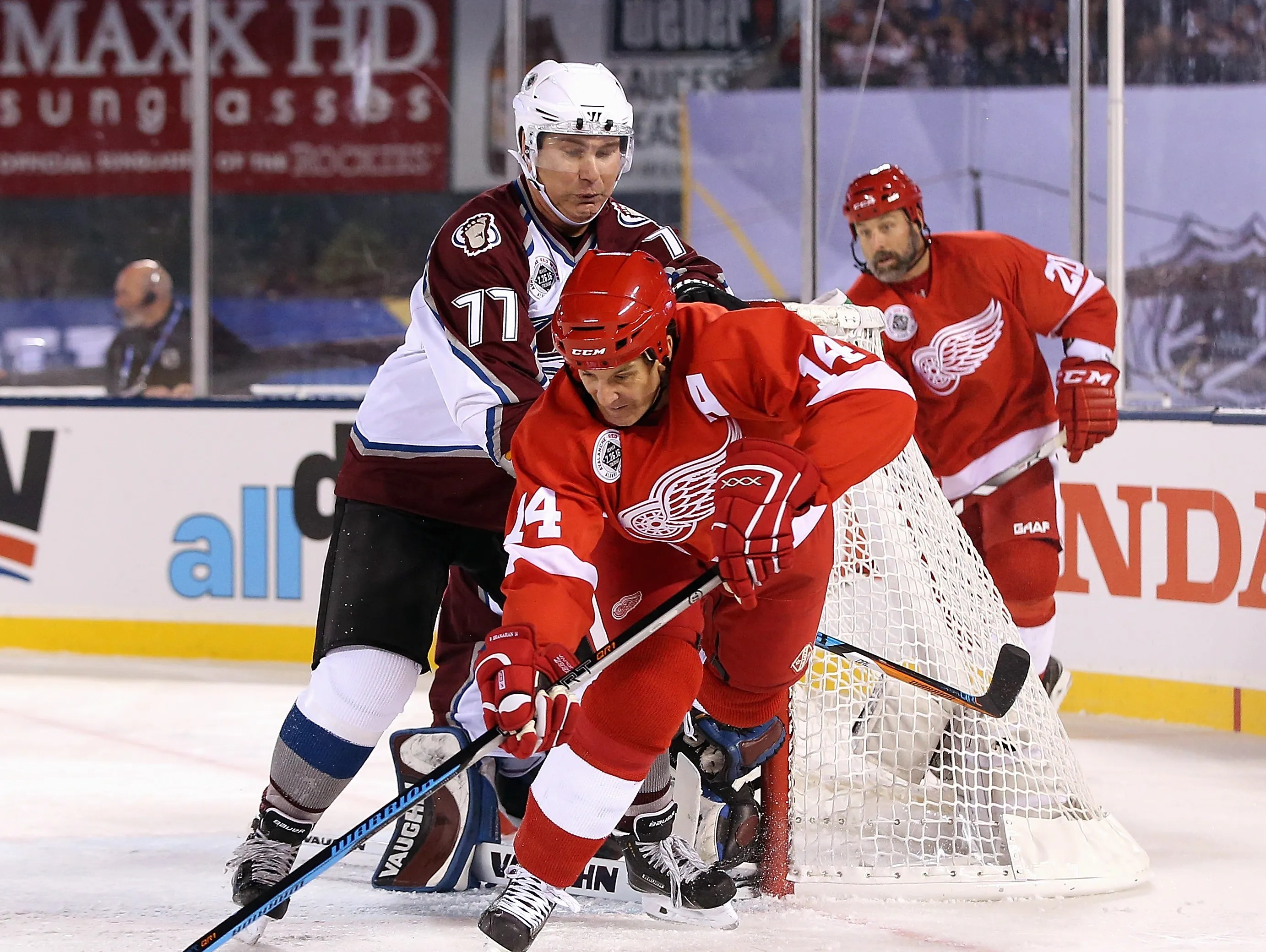 Where Are They Now Catching Up With Ol Wings Avs