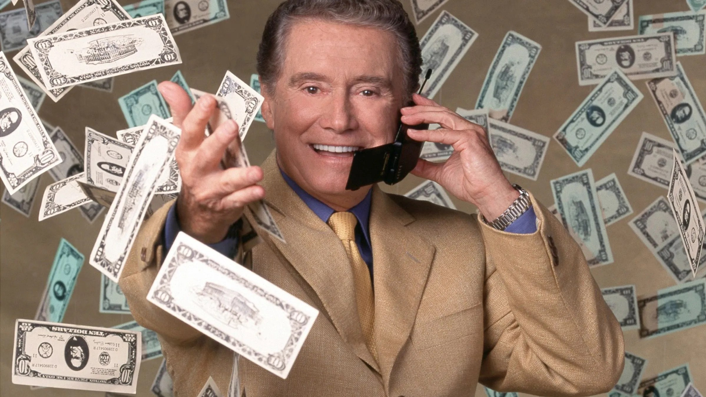 """""""Who Wants to Be A Millionaire"""" host Regis Philbin has died at 88."""