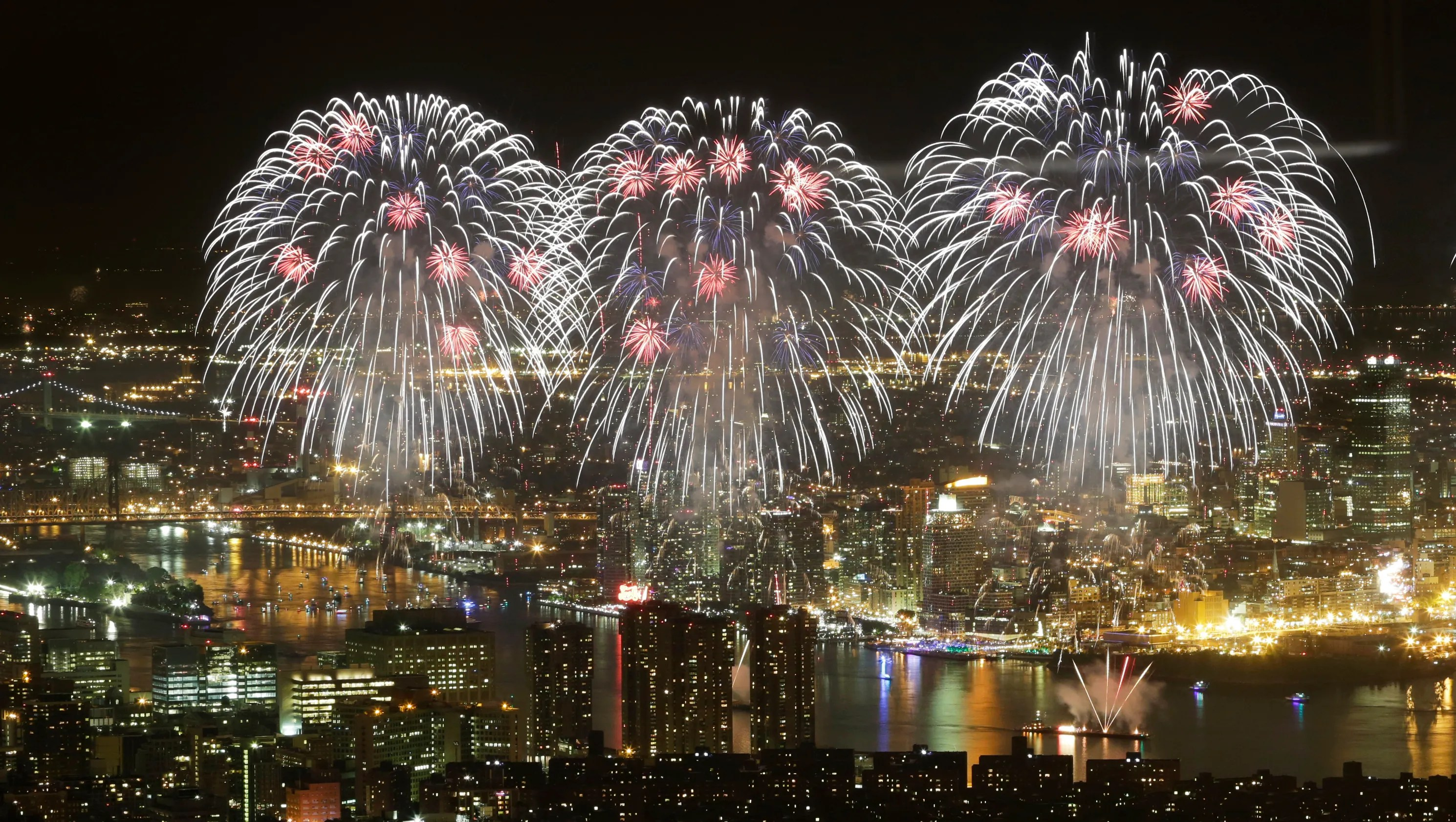 10 Of The Nation S Best Fourth Of July Firework Shows
