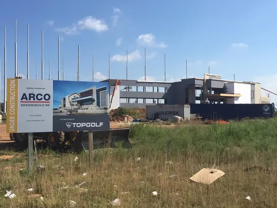 Topgolf coming to Edison