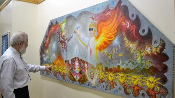 Controversial Artist Norbert Kox Open Museum Of