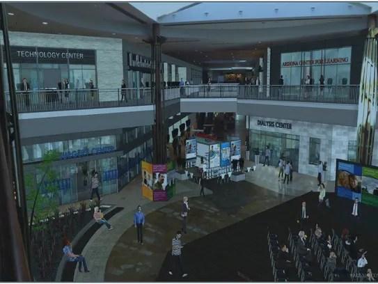 Mesa Mall Arizona