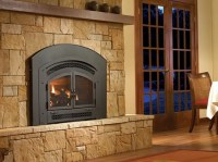 Many options for gas fireplaces today