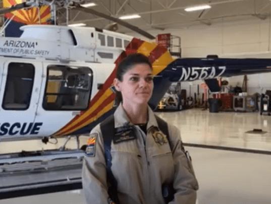 Arizona helicoptercrash rescue Thats when we realized