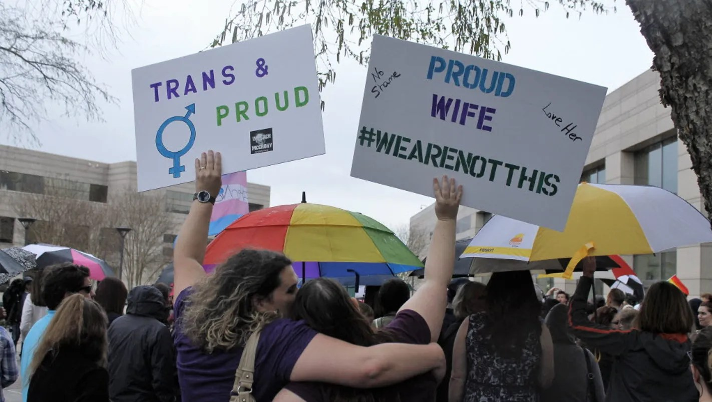 Federal law dooms transgender bathroom bans Column