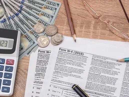 tax calculator using pay stub