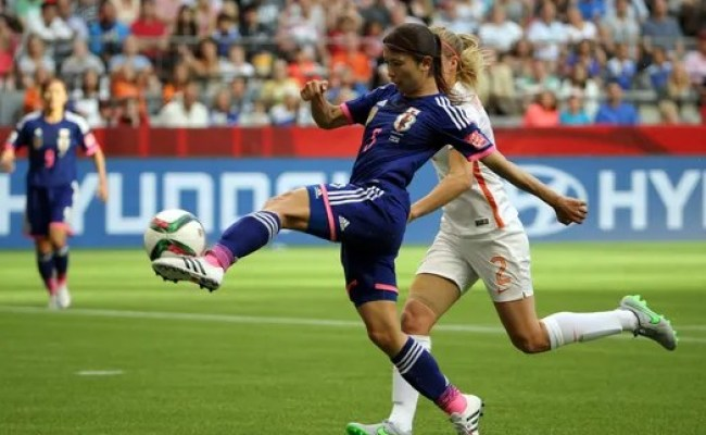 Now S The Time For Tobin Heath To Play Her Game For U S Women