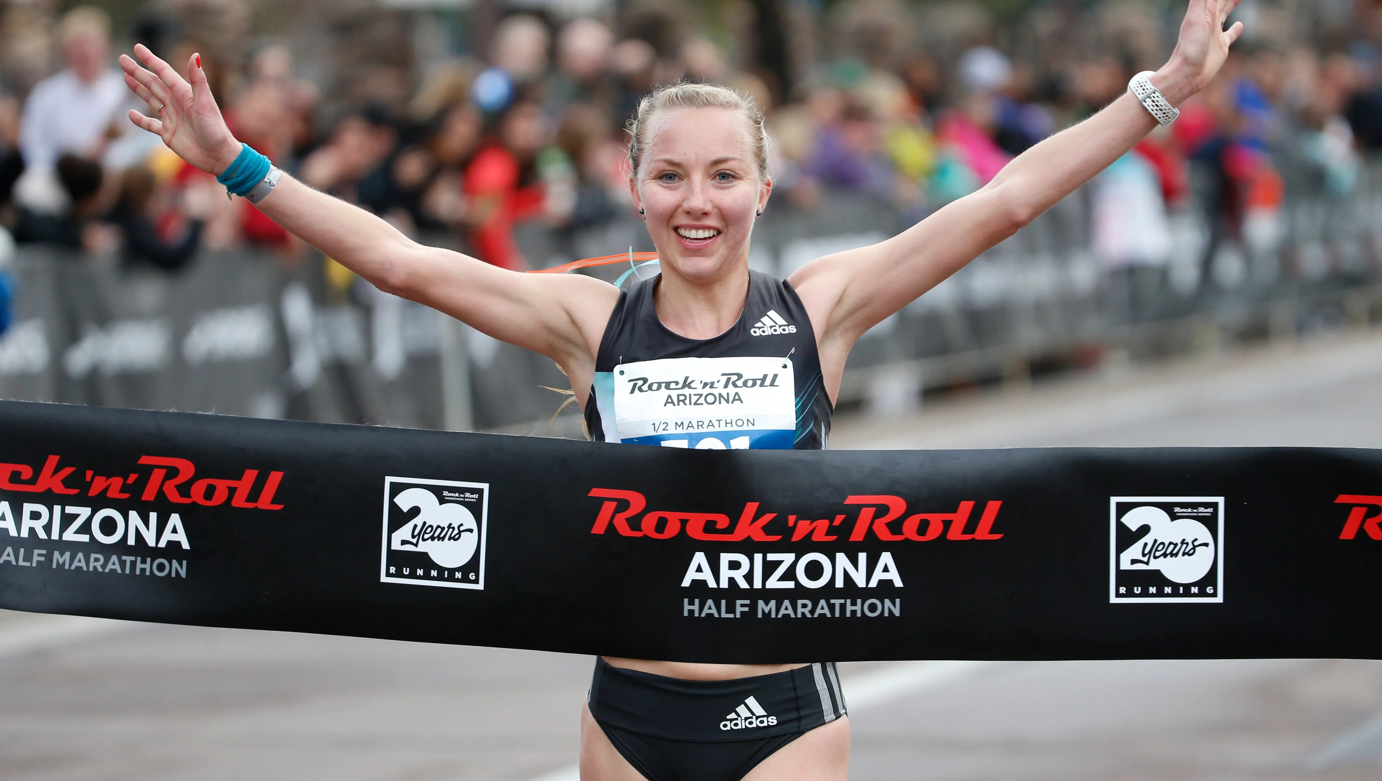 Results Rock n Roll Arizona 12 Marathon womens event