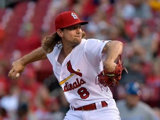 Seattle Mariners Acquire Pitcher Mike Leake In Trade With Cardinals