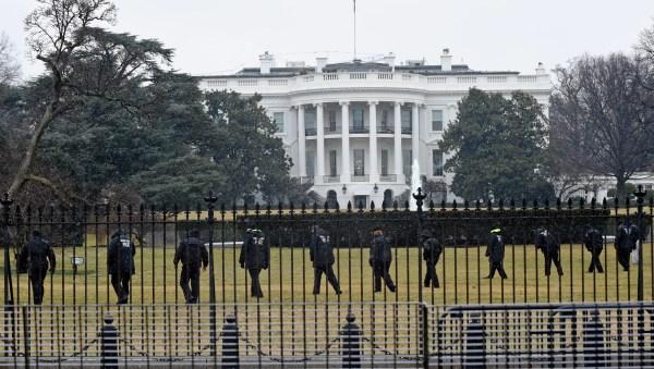 White House Security Secrets
