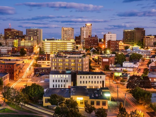 Maine: Portland-South Portland