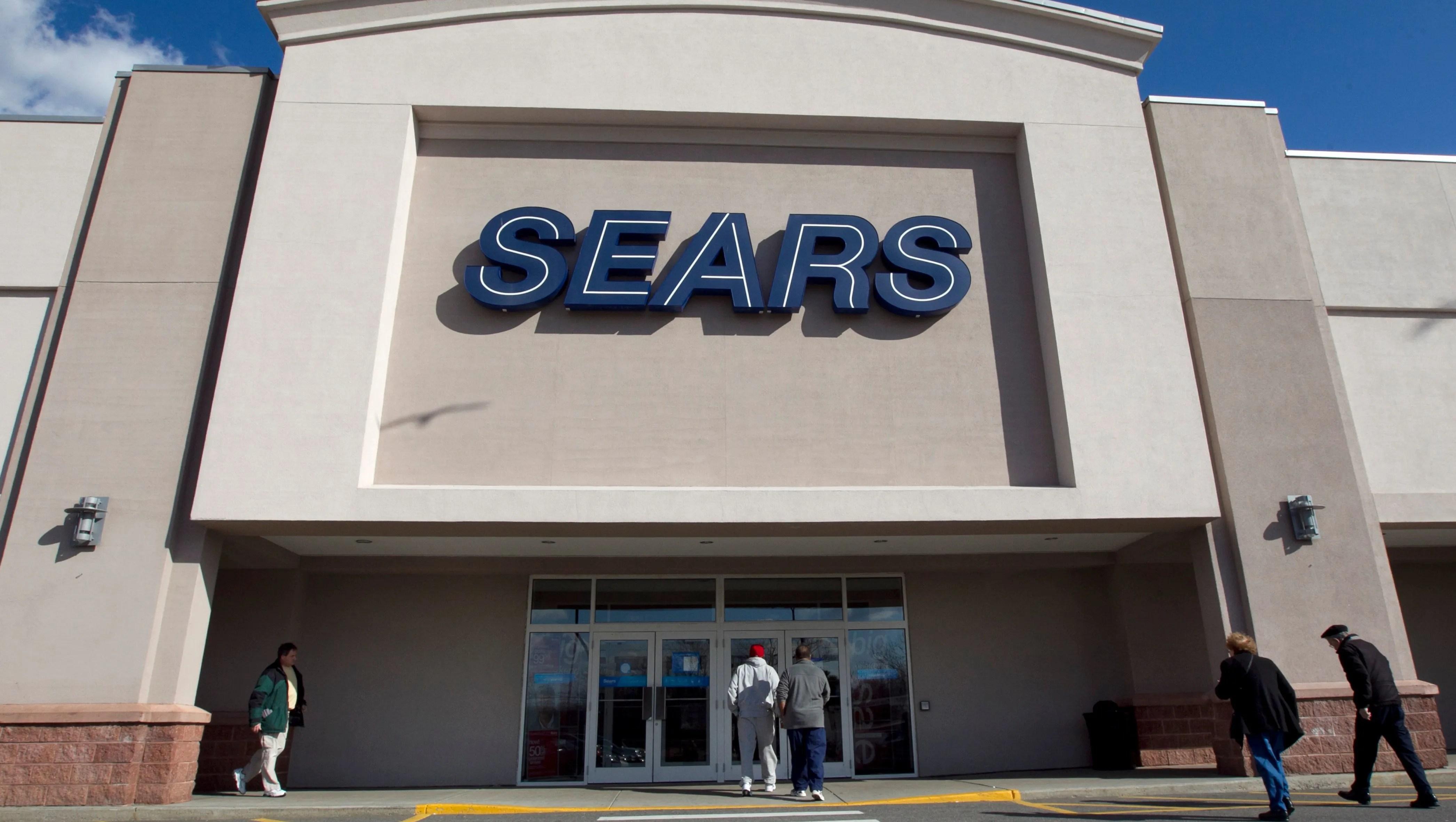 Sears Close Store And Auto Center Mall Greece Ridge