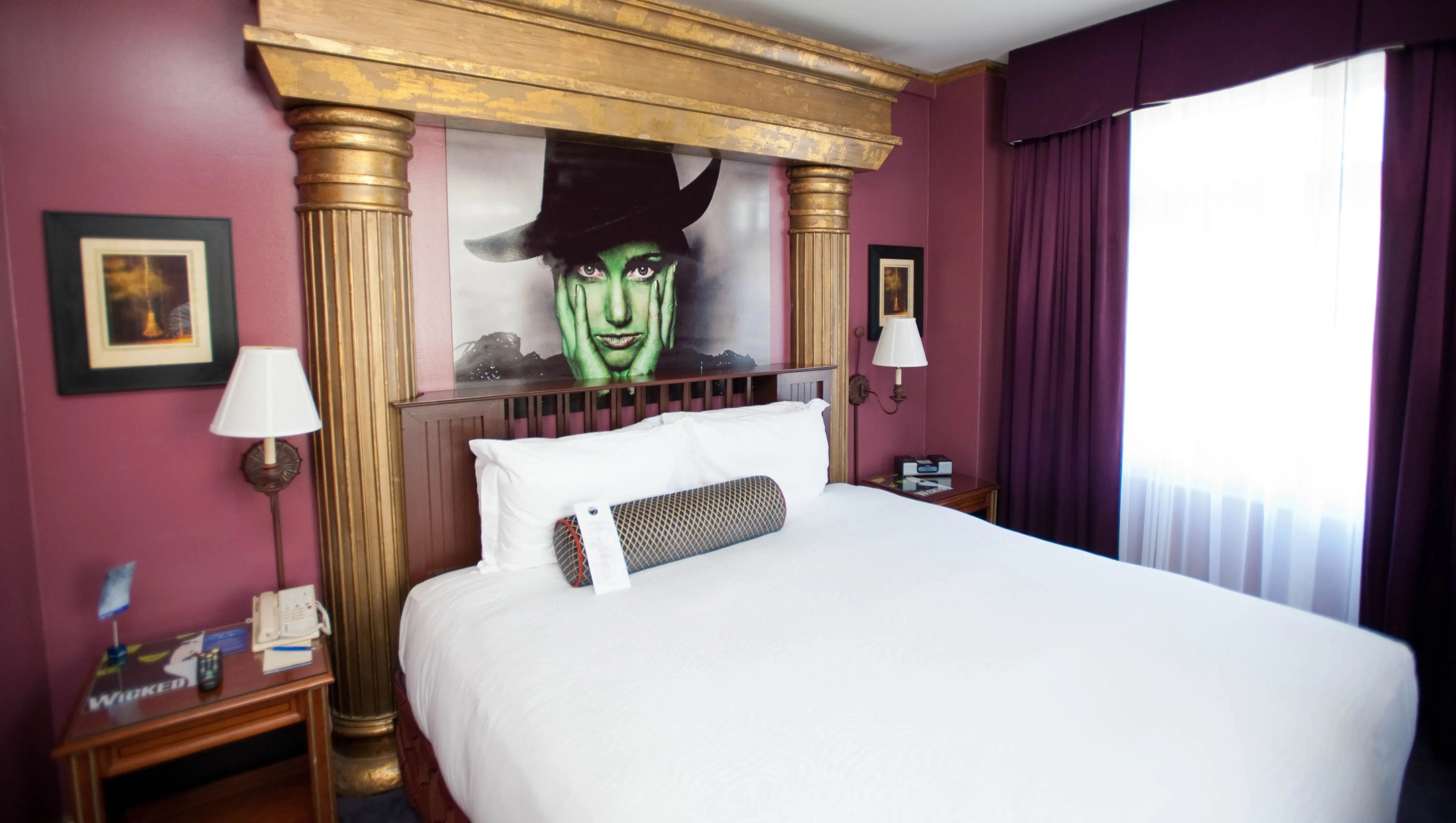 Nine Crazy Quirky Hotel Rooms World