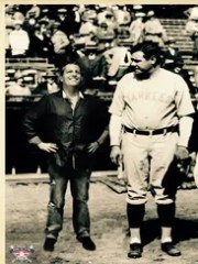 Dan Bickley travels back in time to visit Babe Ruth