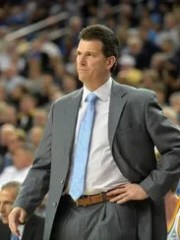 UCLA Bruins head coach Steve Alford.