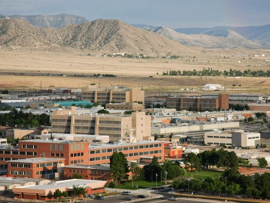 Sandia National Laboratories, whose main Albuquerque campus is shown here, went under management of a new government contractor that is a Honeywell subsidiary in May 2017.