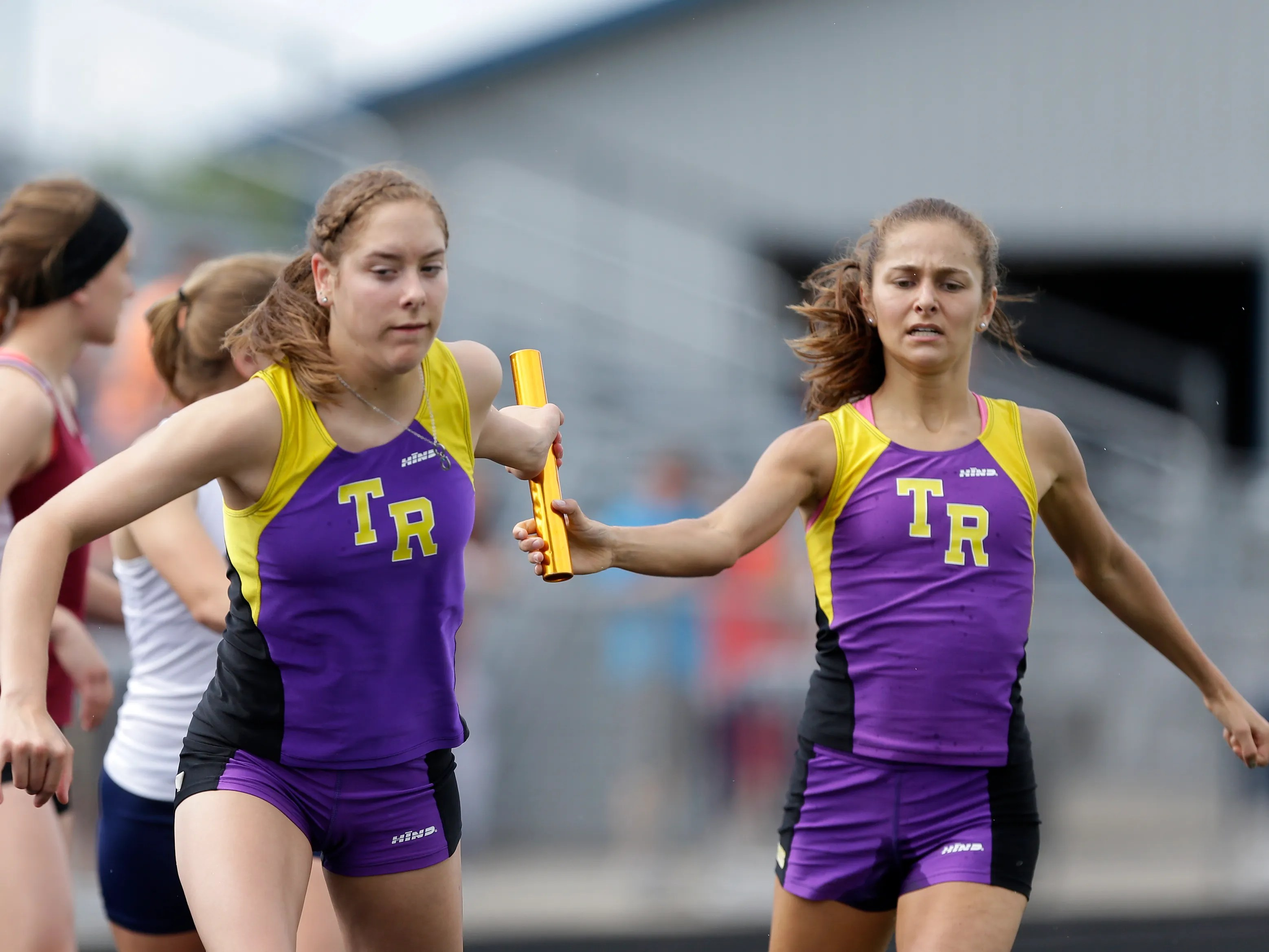 Willman Terp Have Big Days At Sectionals USA TODAY High School Sports