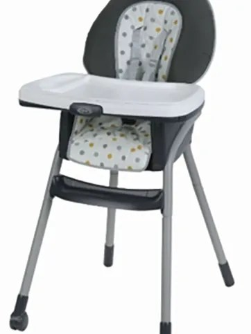 Graco Neat Seat Reclining High Chair Cover  Velcromag