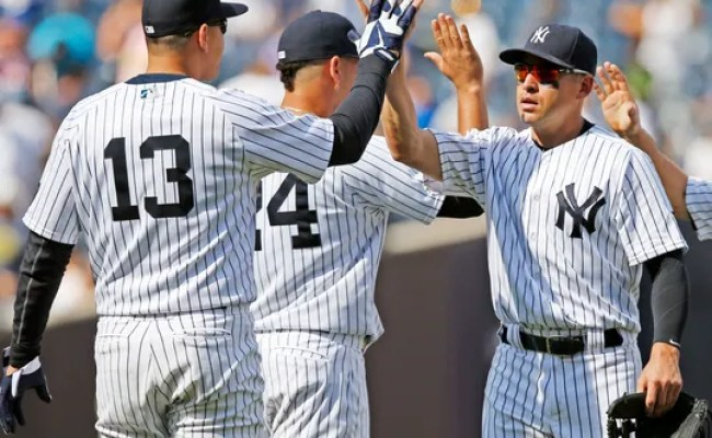 Alex Rodriguez To Play Final Game With Yankees On Friday