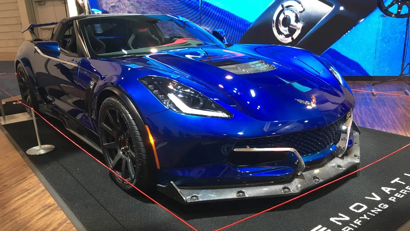Muscle Car 4k Wallpaper This 750k Converted All Electric Corvette Could Hit 220 M