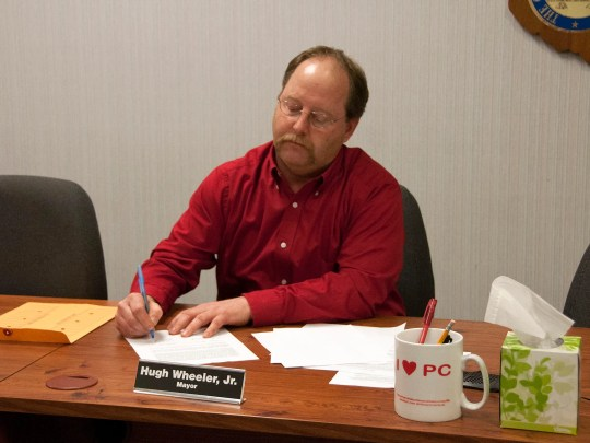 Last week may not have been the first time Port Clinton Mayor Hugh Wheeler has gone after the job of someone he has had a dispute with, according to a former city employee.