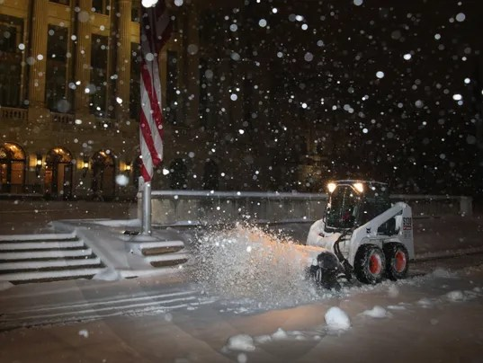 Snow Washington