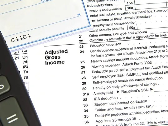 State income tax filing deadline is Monday