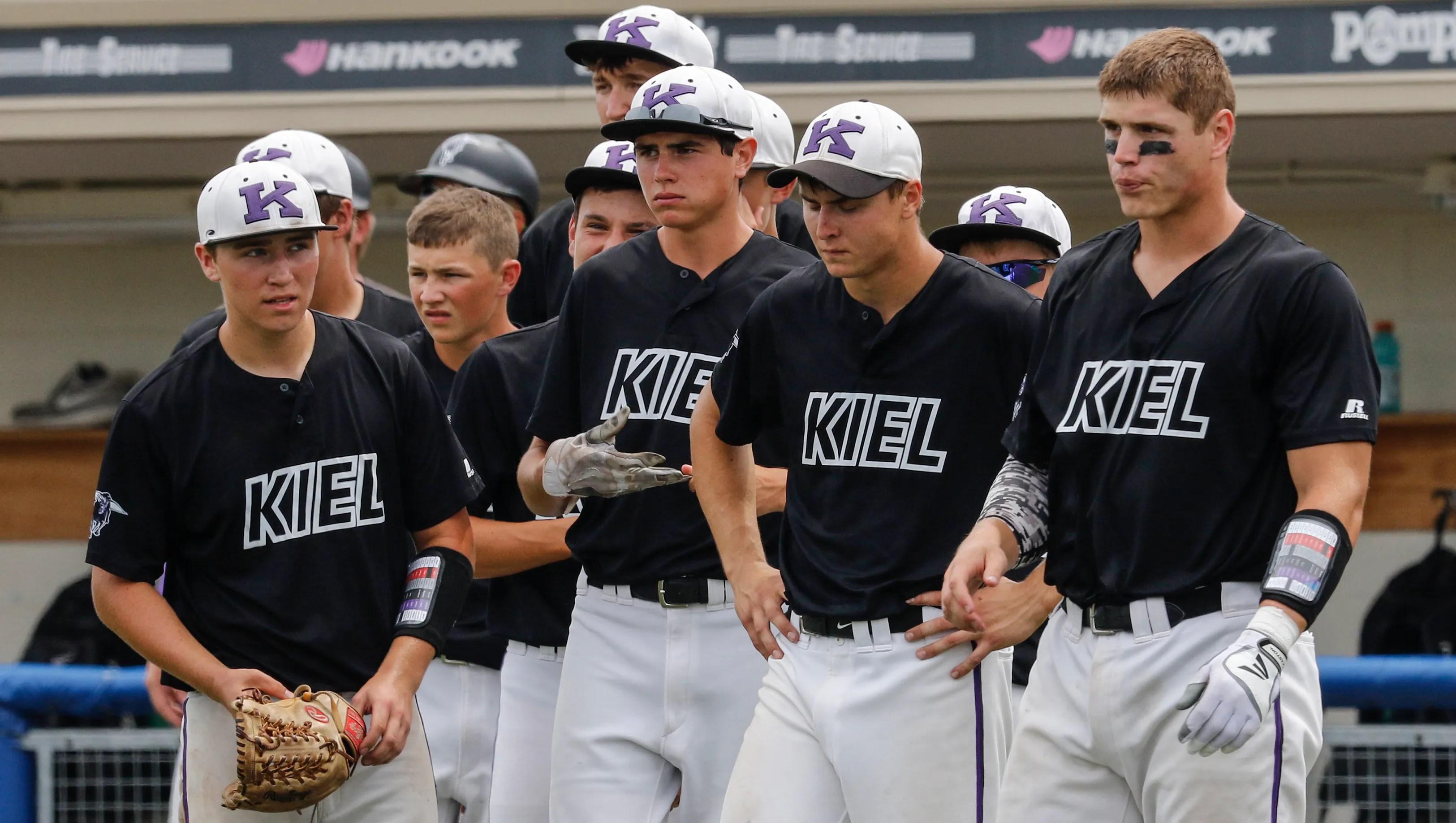 Kiel Falls Marquette In Wiaa State Summer Baseball Semifinal