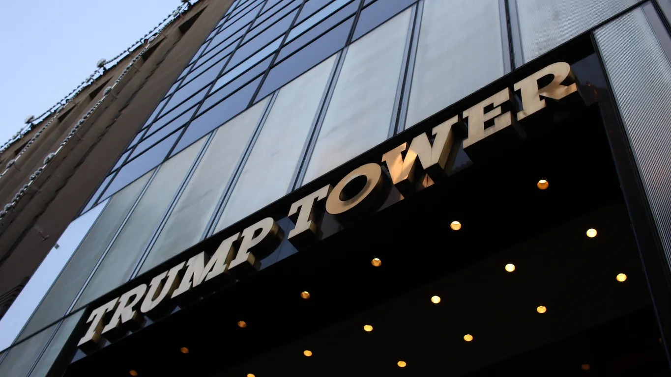 The Trump Organization is the real estate empire that was ruled by Donald Trump before he became president.