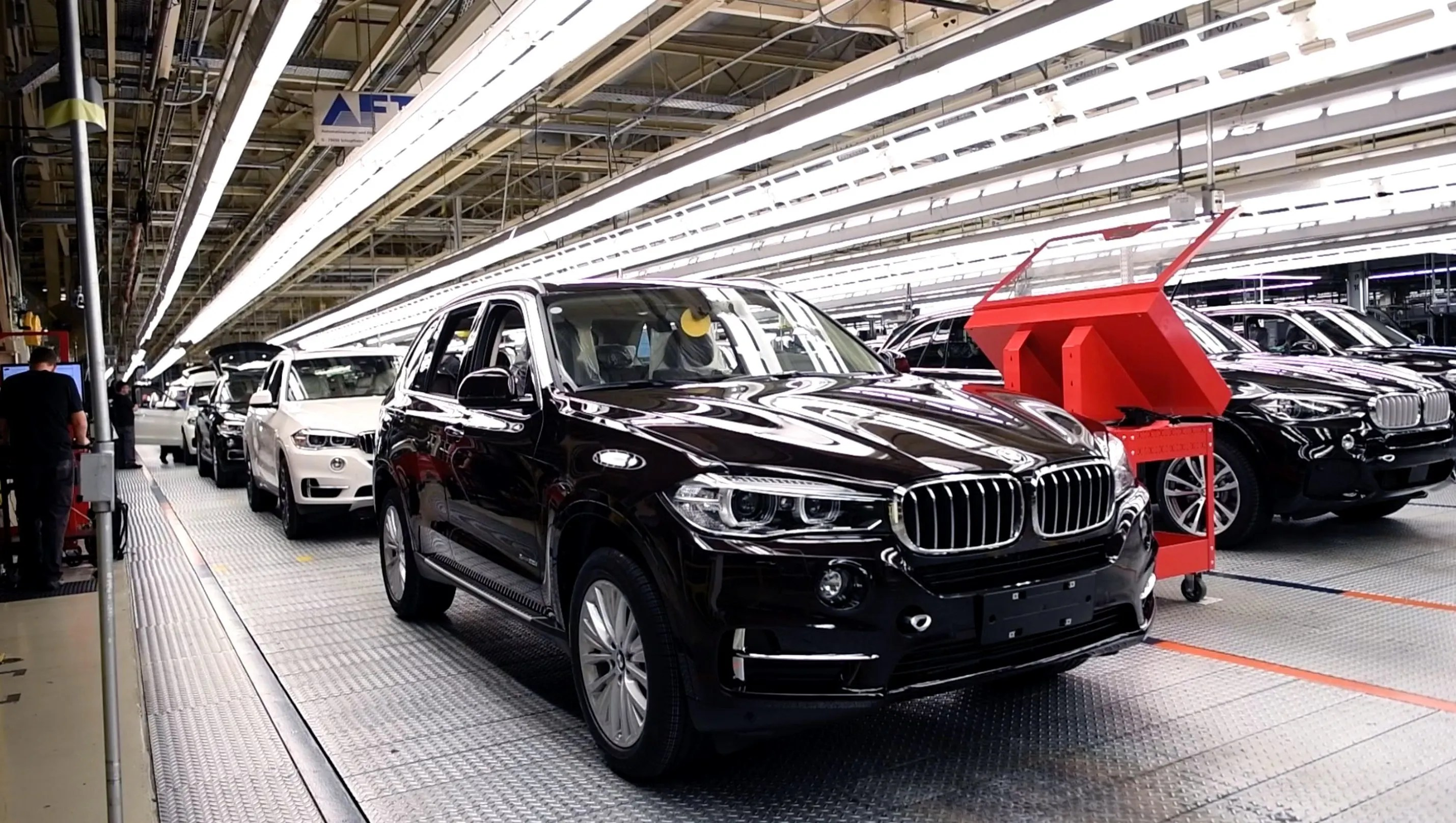 bmw considers building second