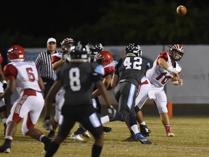 Treasure Coast High School Football