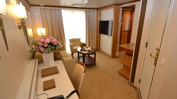 First look Royal Princess Owners Suites