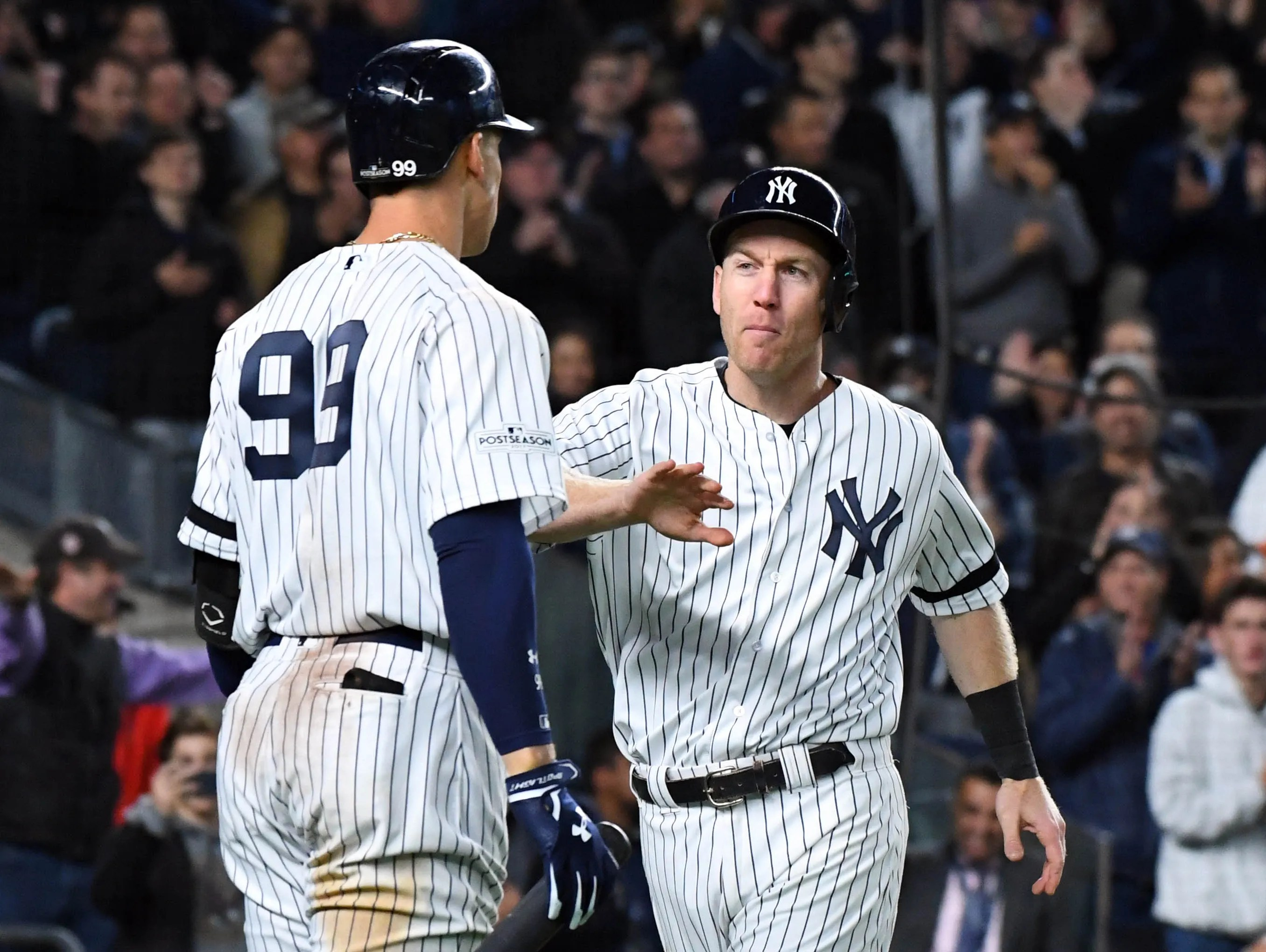 Alcs 5 Takeaways From Yankees Win Over Astros In Game 3