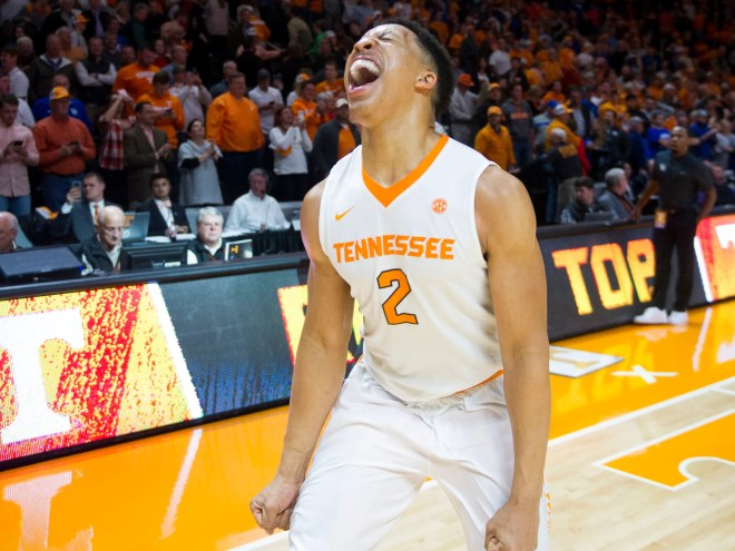 designer fashion 92c57 6f0ff Vols basketball not shying away from new experience of playing for ...