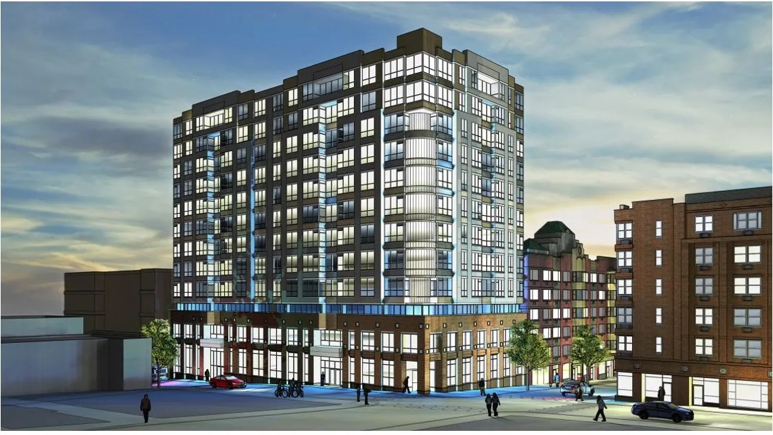 12story building proposed for Collegetown