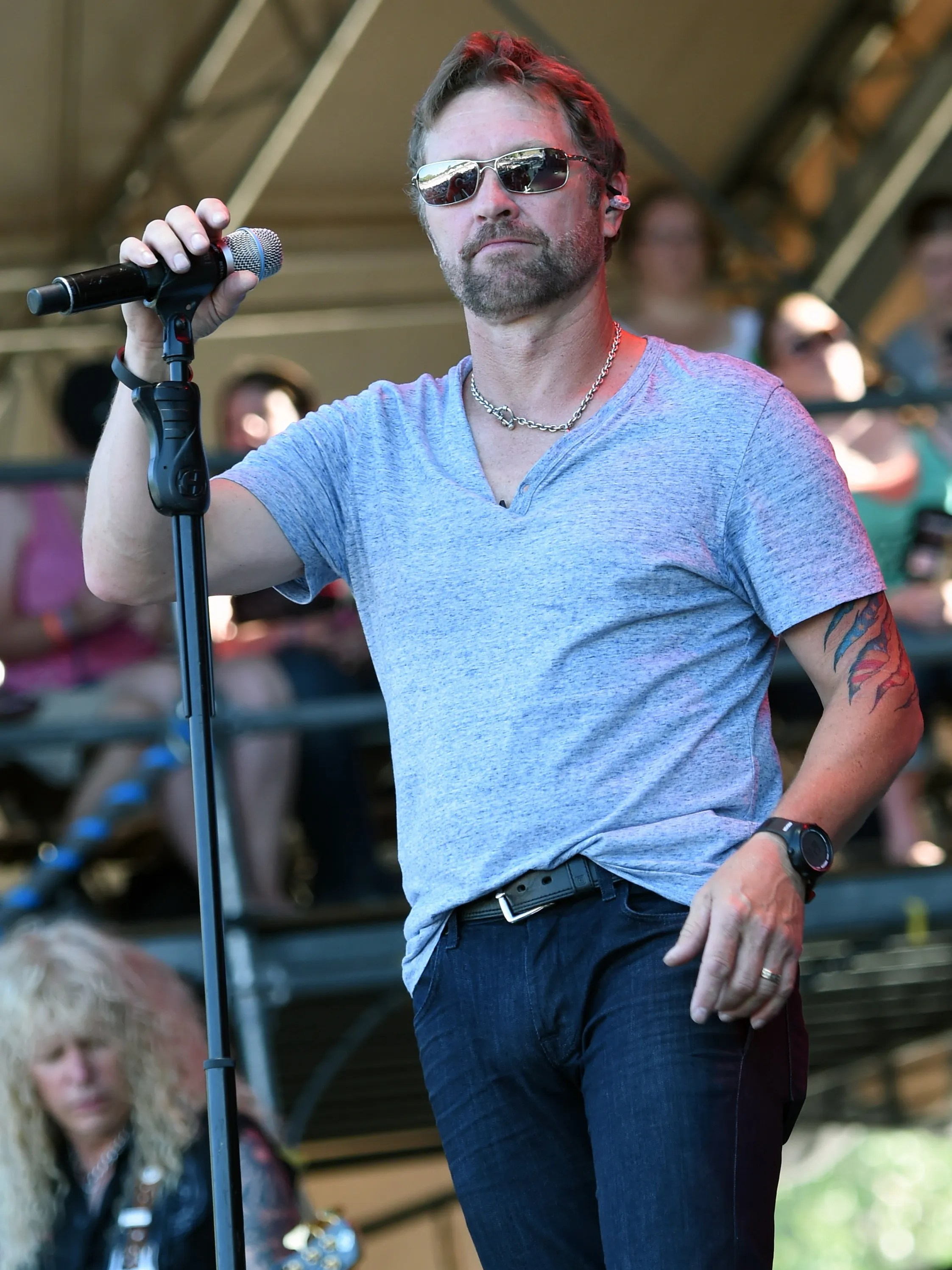 Boating Accident Son Of Country Singer Craig Morgan Dead